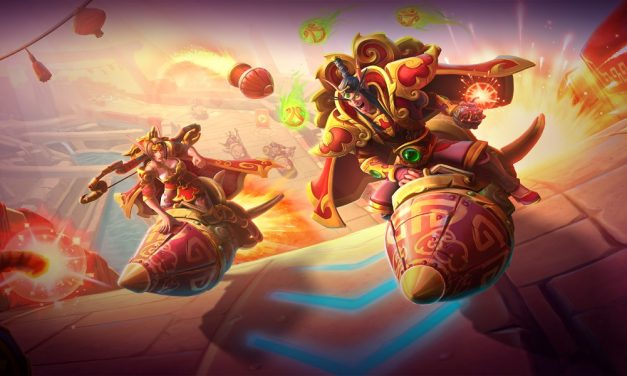 HEROES OF THE STORM Lunar Festival 2018 Is Happening Now