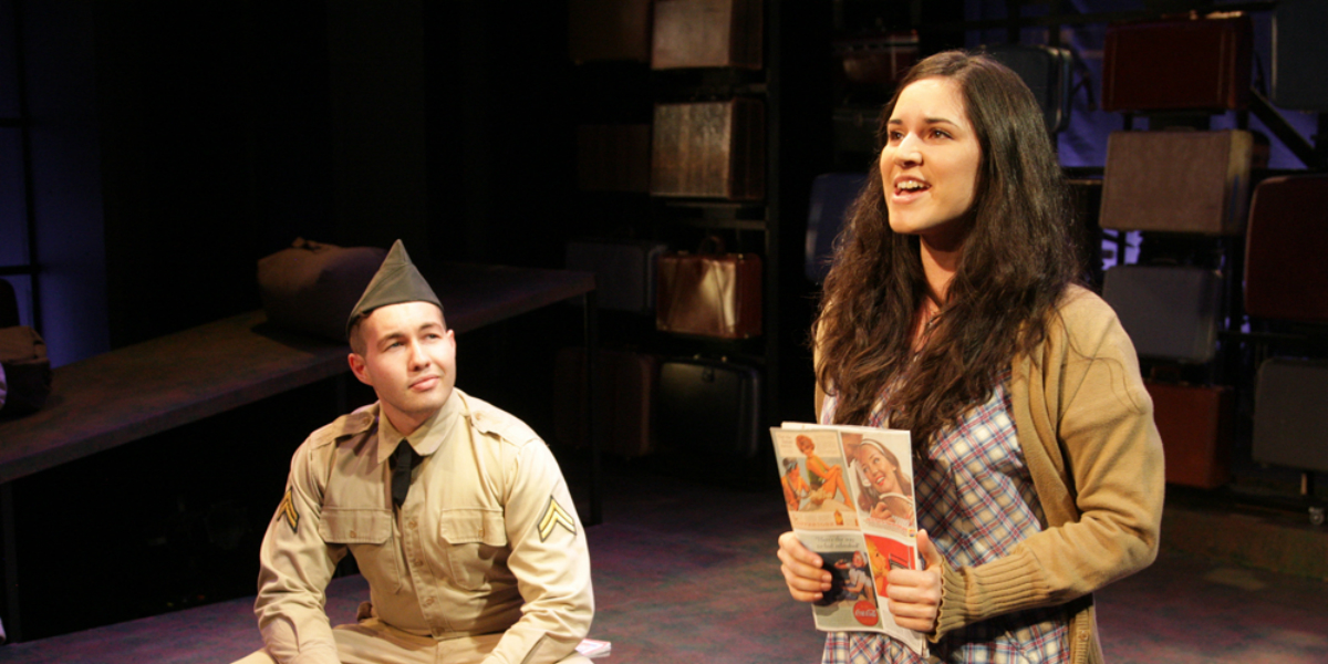 VIOLET at the Chance Theater: The Music Raises it Up
