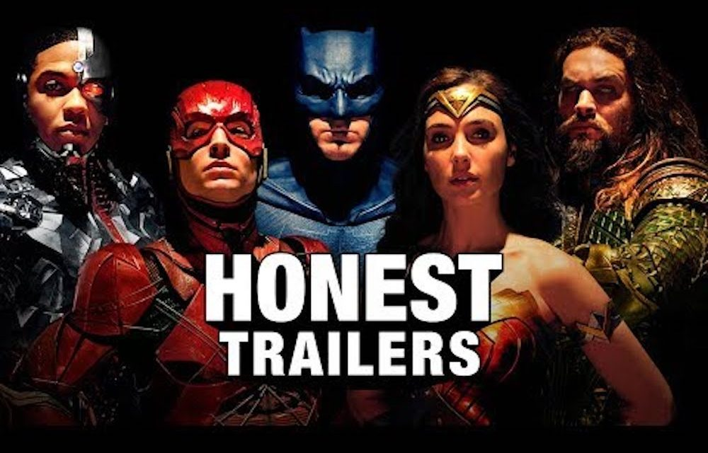 Honest Trailers Goes After JUSTICE LEAGUE in the Best Way