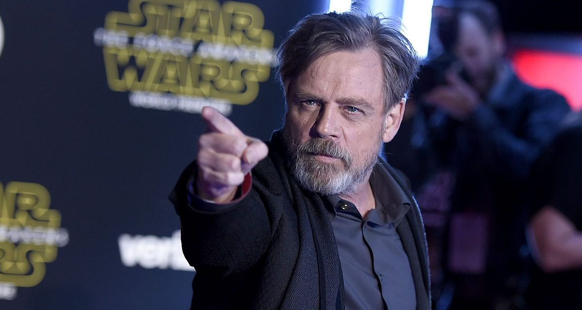 Everyone's Favorite Geek Icon Mark Hamill Will Receive a Star on the Hollywood Walk of Fame
