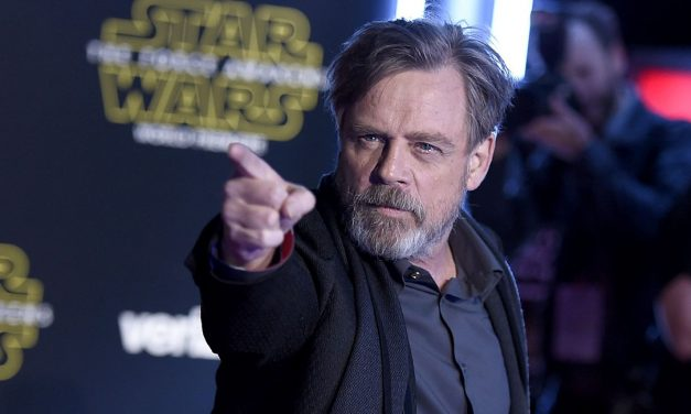 Watch Mark Hamill Receive a Star on the Hollywood Walk of Fame on Jedi Day