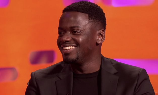 Daniel Kaluuya Talks Screen Kisses and Meeting Oprah on THE GRAHAM NORTON SHOW