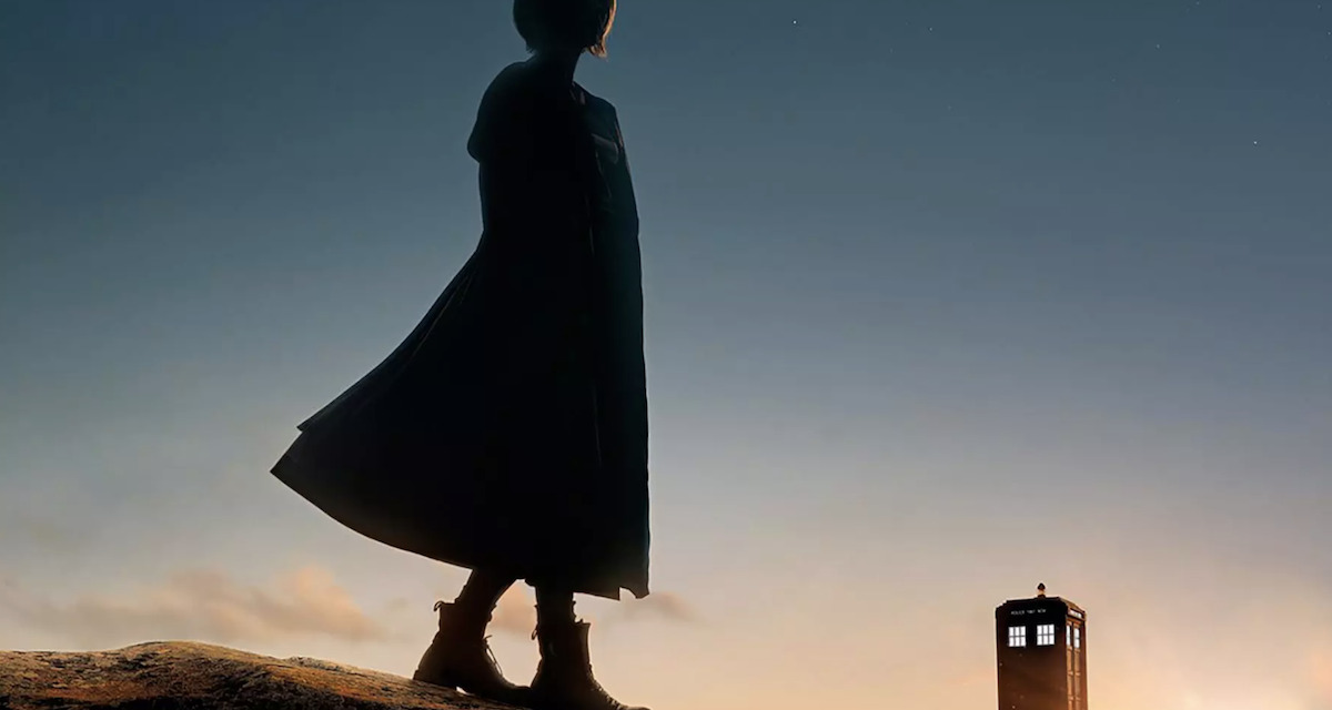 BBC Unveils New DOCTOR WHO Logo and It's Fantastically Female Forward