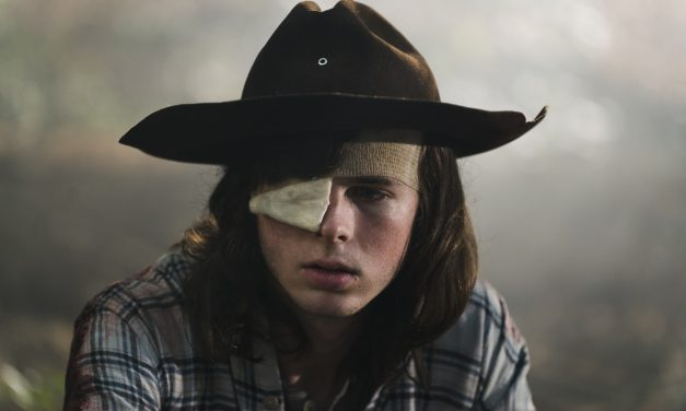 THE WALKING DEAD Cast's Farewell Messages to Chandler Riggs