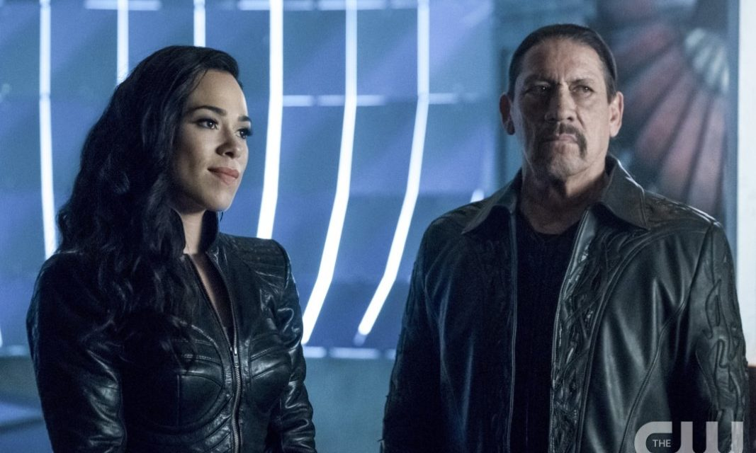 Kevin Smith Photo Reveals Danny Trejo Returning to THE FLASH