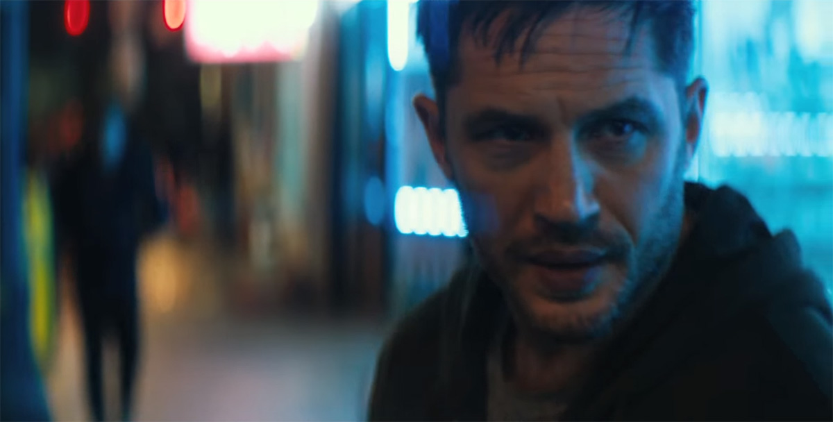 VENOM Unleashes the Demons in Our First Trailer