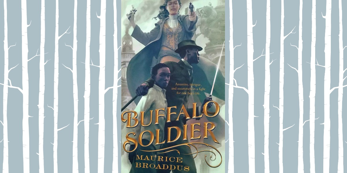 Book Review: BUFFALO SOLDIER