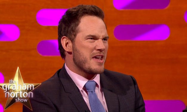 Chris Pratt and Other Celebrities Attempt British Accents on THE GRAHAM NORTON SHOW