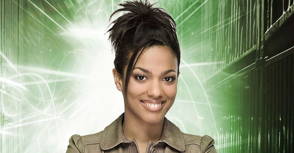Still of Freema Agyeman in Doctor Who