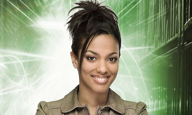 Geek Girl Authority Crush of the Week: DR. MARTHA JONES