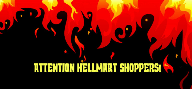 Podcast Review: ATTENTION HELLMART SHOPPERS!