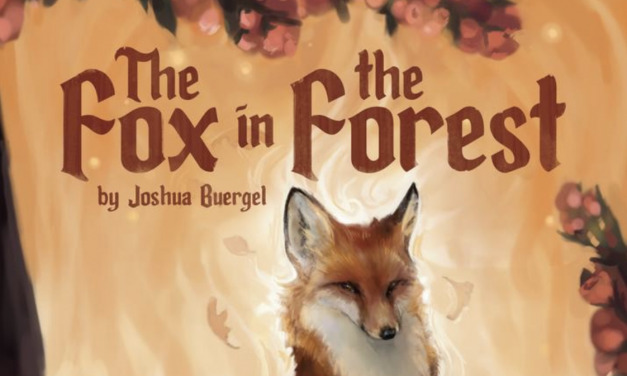 THE FOX IN THE FOREST: Trick Taking Fun for Two