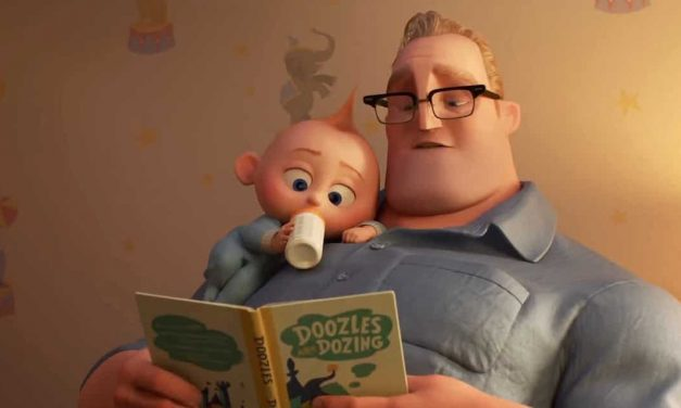 Roles are Reversed in INCREDIBLES 2 Olympic Sneak Peek