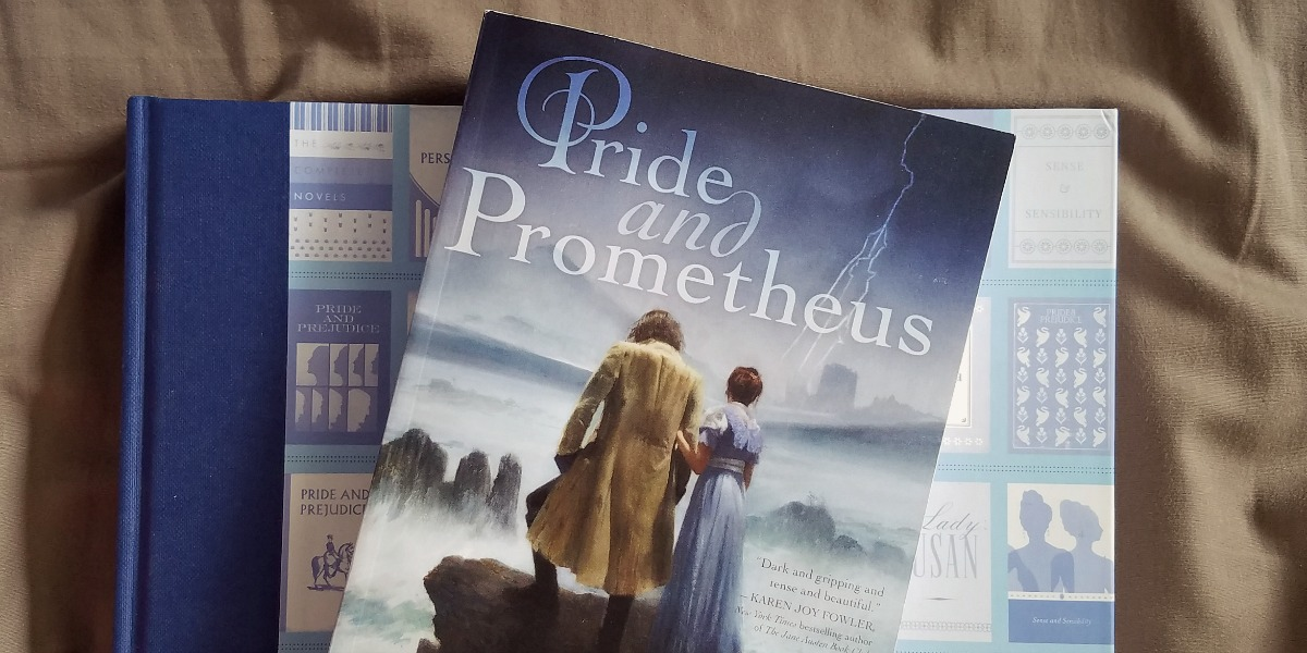 Book Review: PRIDE AND PROMETHEUS