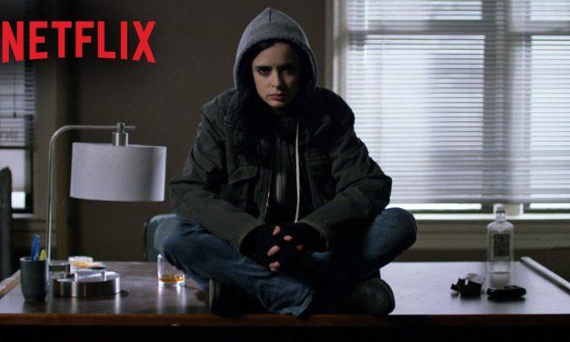 In New Season 2 Trailer, JESSICA JONES Is Doing It Her Way
