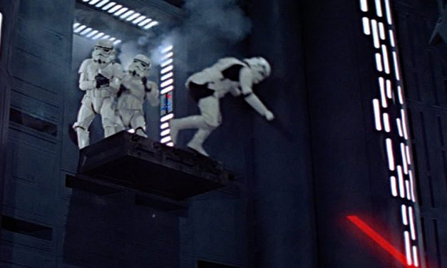 The Wilhelm Scream Has Officially Been Retired from STAR WARS Films