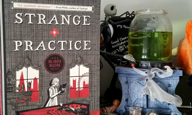 Book Review – STRANGE PRACTICE