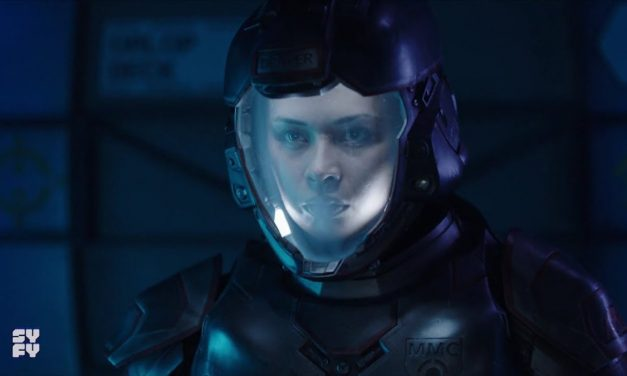 THE EXPANSE Season 3 Has a Teaser and a Premiere Date