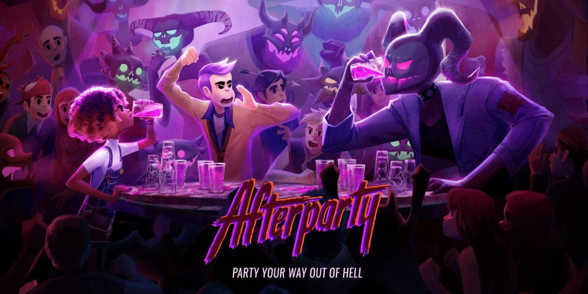 Binge Drink Your Way out of Hell in This AFTERPARTY Official Teaser Trailer