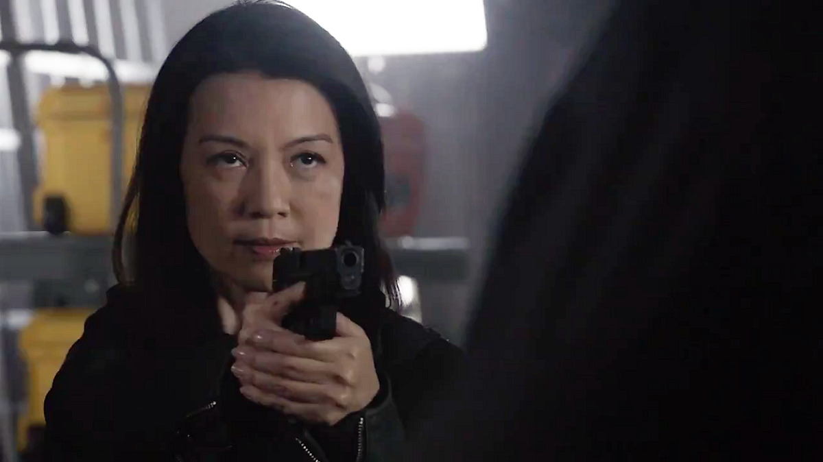 Agents of SHIELD 514