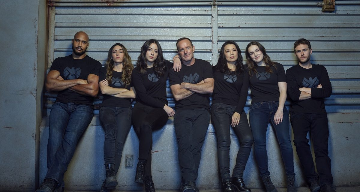 The AGENTS OF SHIELD are Coming Back for Season 6