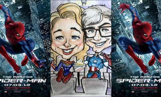 Marvel Us Podcast Ep 27 – The Amazing Spider-Man (2012)