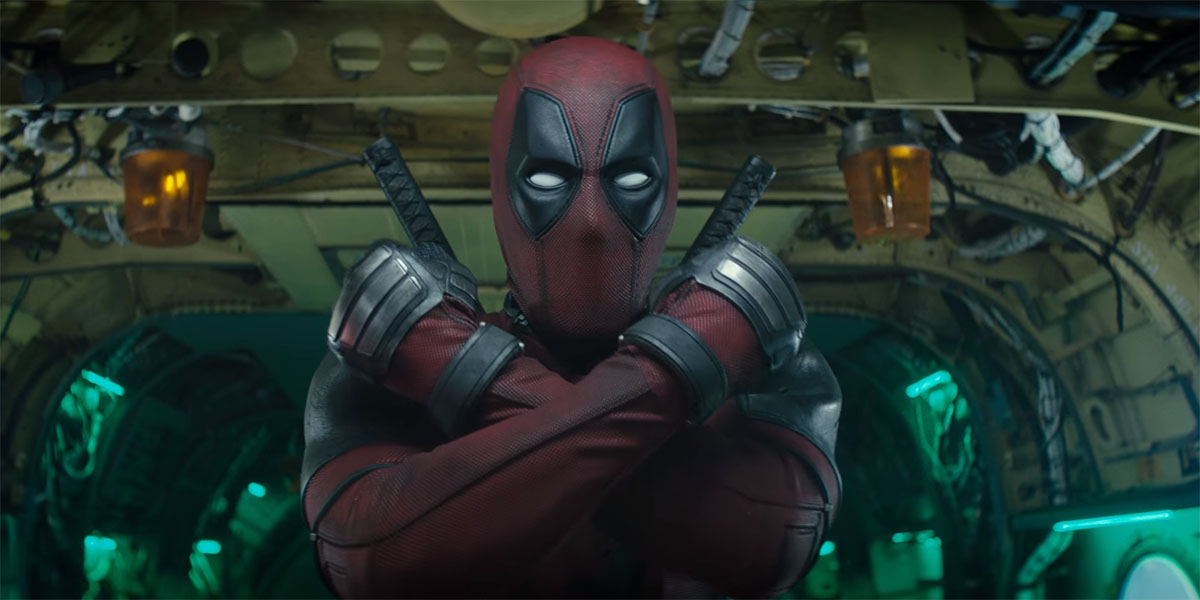 X-Force Gon' Give It To Ya in the New DEADPOOL 2 Trailer