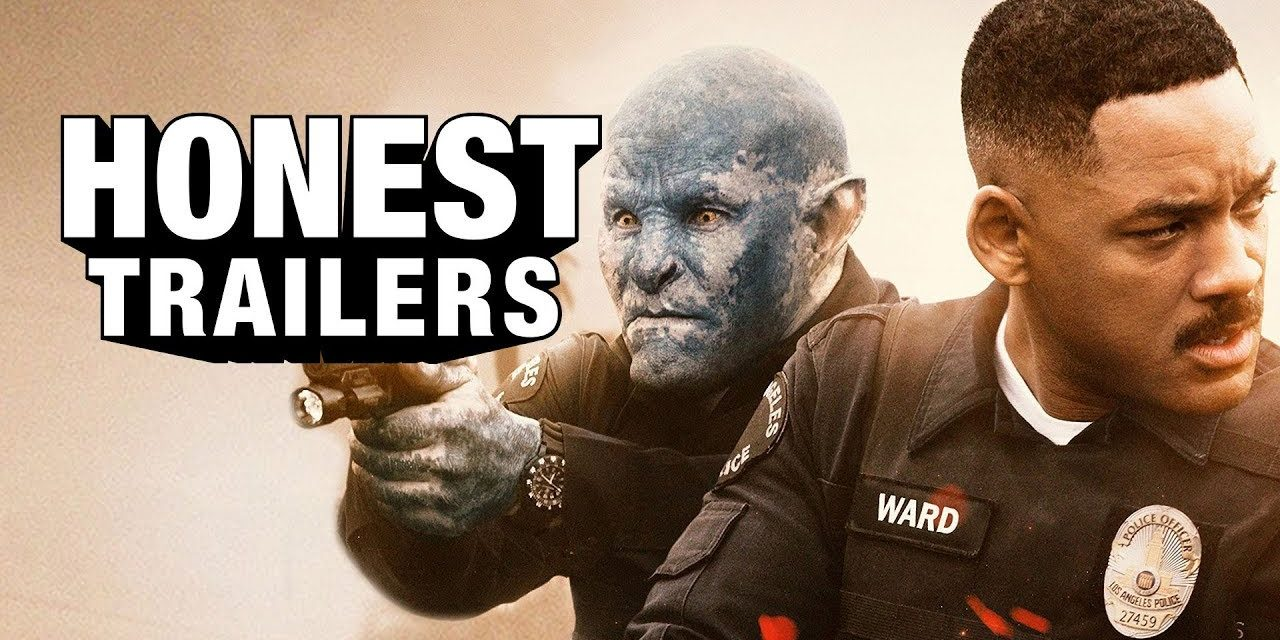 BRIGHT Takes a Beating in New Honest Trailers