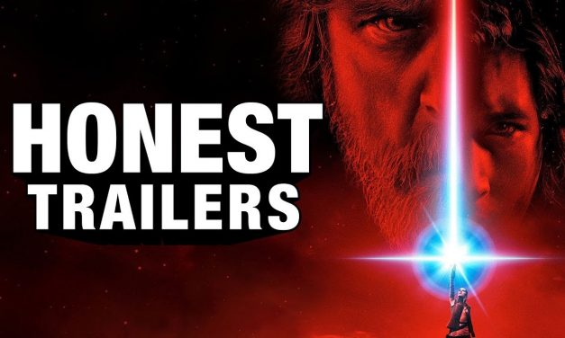 STAR WARS: THE LAST JEDI Honest Trailers Balances Both Sides