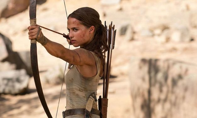 Movie Review: TOMB RAIDER