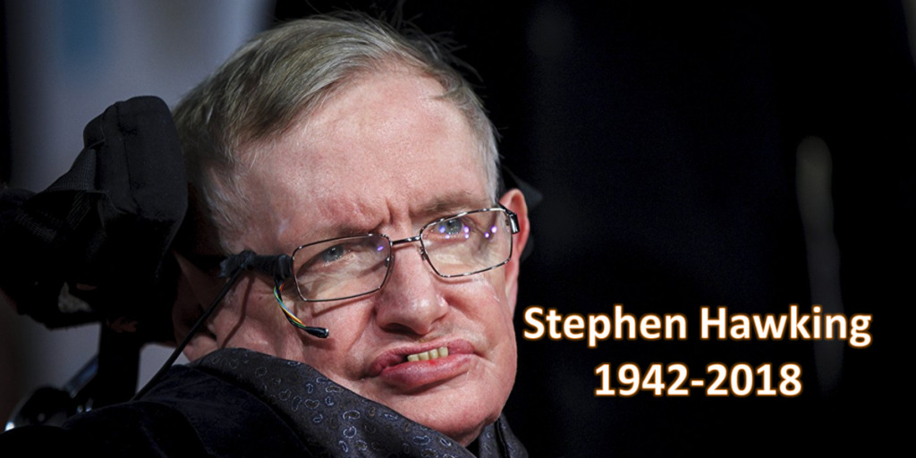 Remembering Stephen Hawking Cover Getty Images-John Phillips