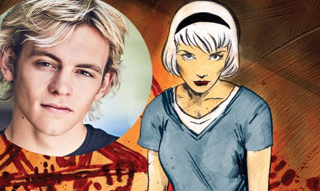 We Have Harvey! Ross Lynch Joins CHILLING ADVENTURES OF SABRINA