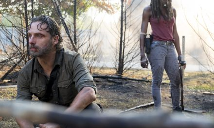 THE WALKING DEAD Recap:(S08E10) The Lost and the Plunderers