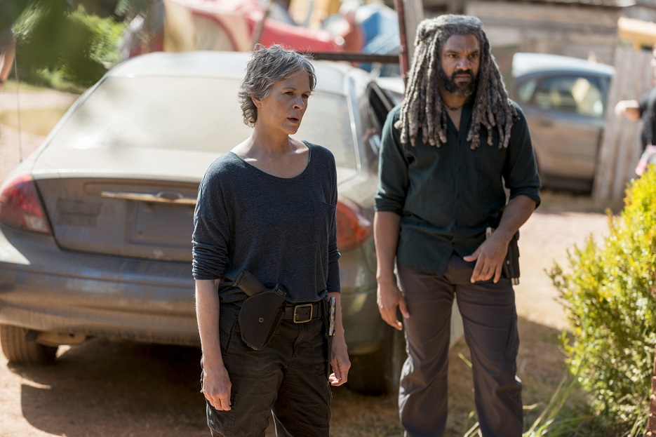 The Walking Dead - Do Not Send Us Astray
