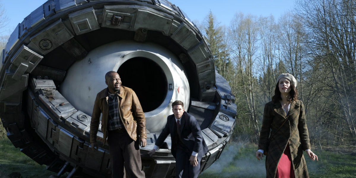 TIMELESS: Get Ready for the Season Two Premiere Sunday