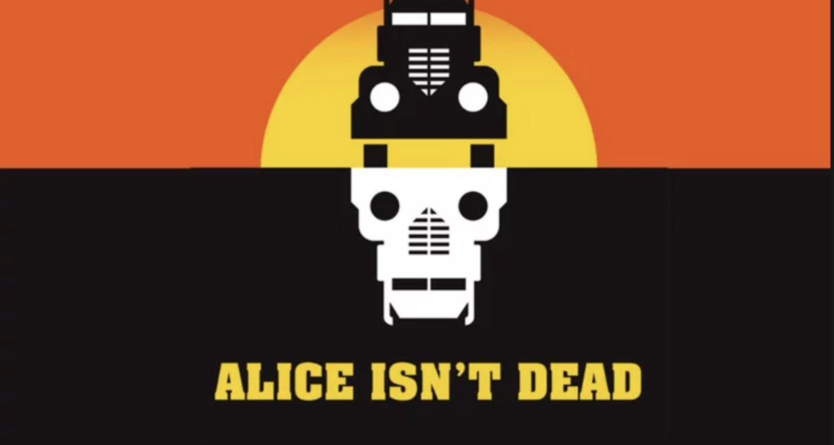 Podcast Review: ALICE ISN'T DEAD