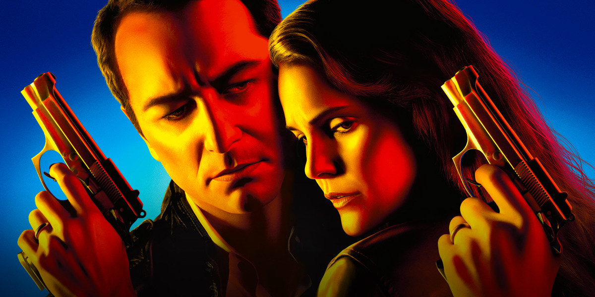 Back This Wednesday: THE AMERICANS