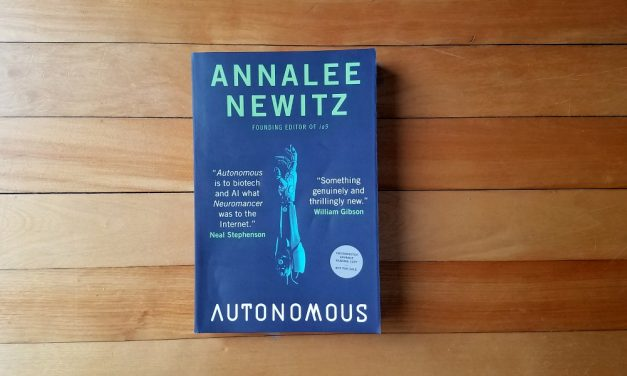 Book Review – AUTONOMOUS