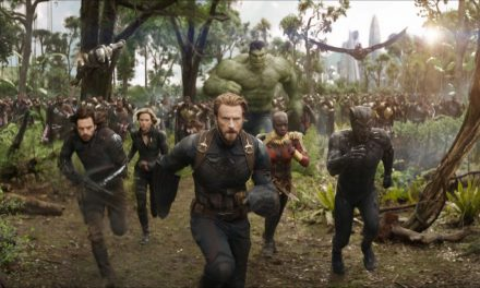 AVENGERS: INFINITY WAR Release Date Moves Up to April