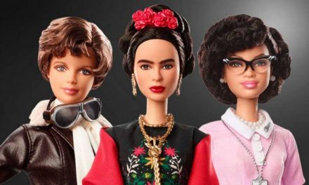 Real-Life Heroic Women are Being Made Into Barbies