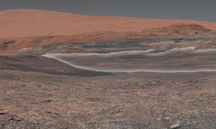 NASA Curiosity Rover Celebrates 2000 Days on Mars