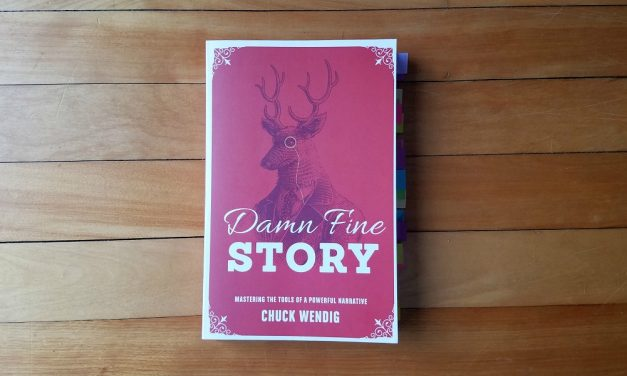 3 Reasons You Should Read Chuck Wendig's DAMN FINE STORY