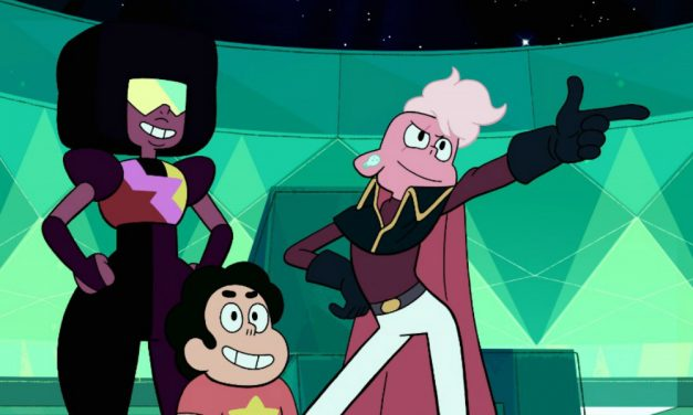 STEVEN UNIVERSE Returns April 9!