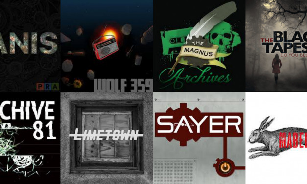 Ten Horror Podcasts to Give You All the Fun Scares