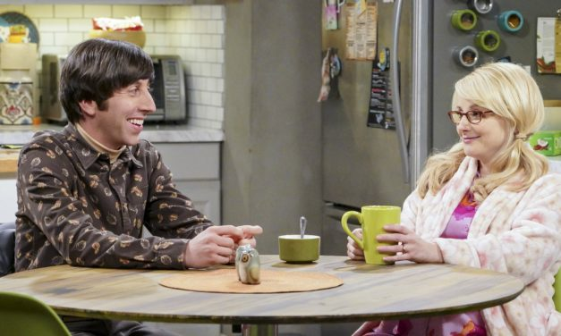 THE BIG BANG THEORY Recap: (S11E16) The Neonatal Nomenclature