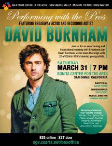 david burnham performing