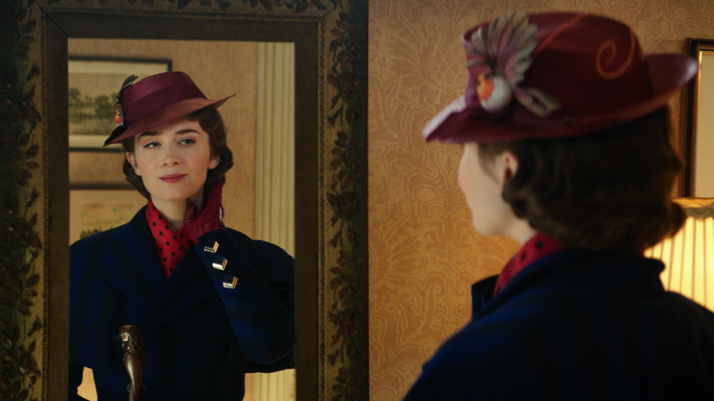 The First Look Teaser for MARY POPPINS RETURNS Is Here