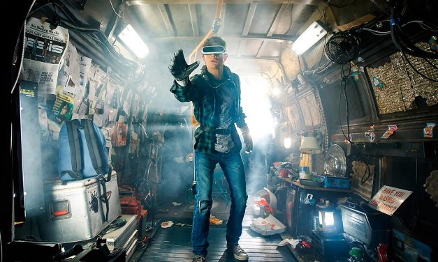Movie Review: READY PLAYER ONE
