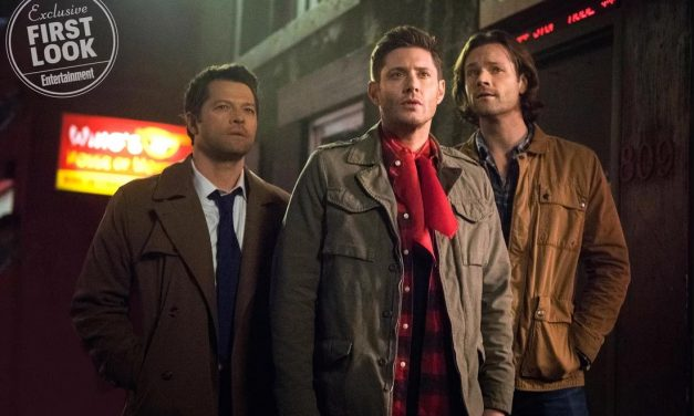 It's a Dream Come True for Dean Winchester in a Special Supernatural-Scooby Doo Crossover