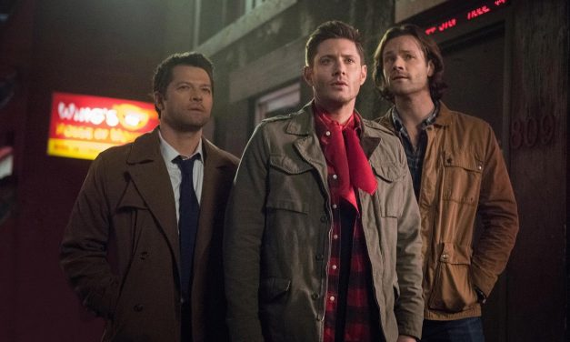 "Dean Fanboys Over the Scooby Gang in the Next Episode of SUPERNATURAL: ""ScoobyNatural"""